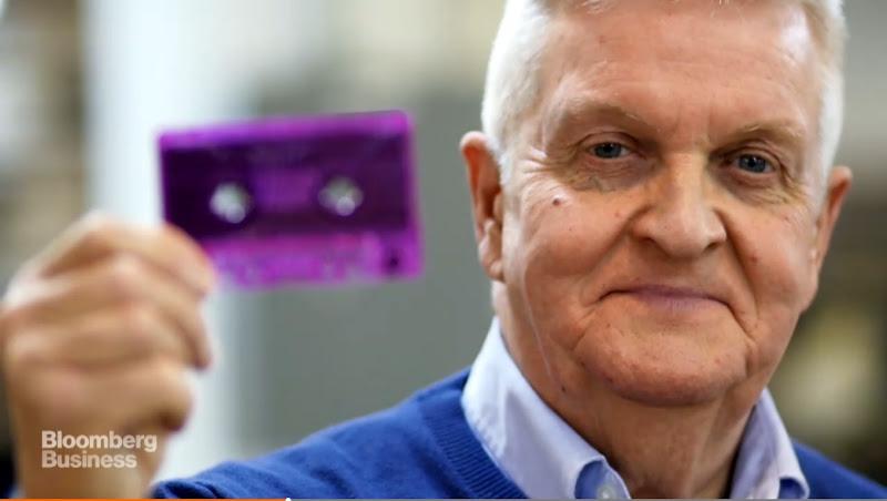 Винтаж в моде: рынок аудиокассет резко вырос | Перепечатка новости с комментариями Андрея Климковского