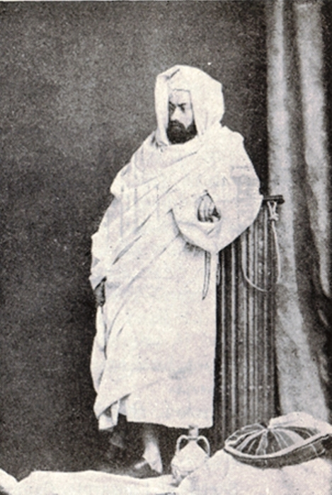 Николай Николаевич Миклухо-Маклай в путешествии по Египту и Аравии. 1869 год. | Фото: peremeny.ru.