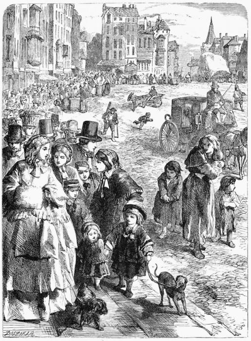Британские переселенцы, которые искали лучшей жизни в Пояисе.