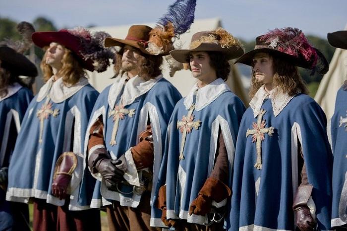 Кадр из фильма «Три мушкетёра» 2013 года.